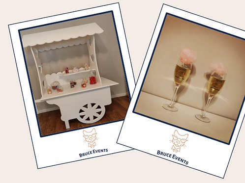 Prosecco Cart: Birthday & Other Event Hire