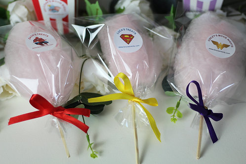 CUSTOM CANDYFLOSS FAVOUR