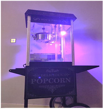 Popcorn Machine Hire; The Pick & Mix Edition