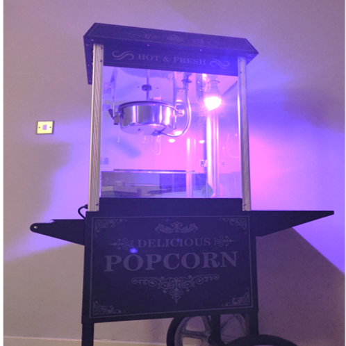 Popcorn Machine; The Pick and Mix Edition: Wedding Hire