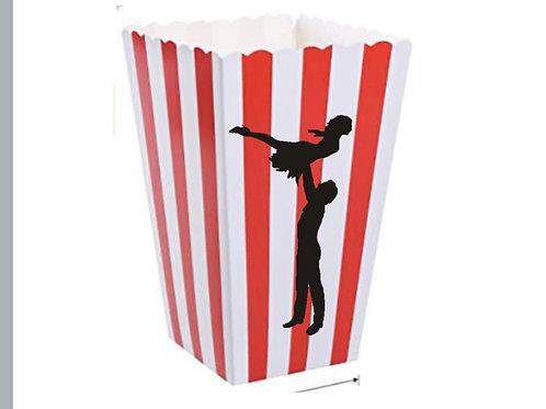 DIRTY DANCING INSPIRED MOVIE BOX