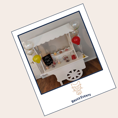 Candy Cart: Birthday & Other Event Hire
