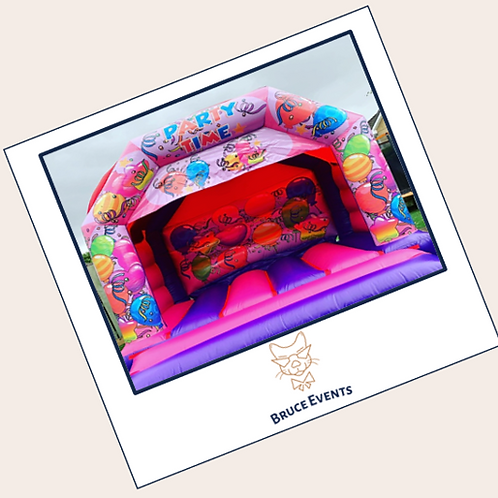 Bouncy Castle: Birthday & Other Event Hire