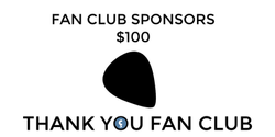 Thank you to our Fan Club Sponsors!