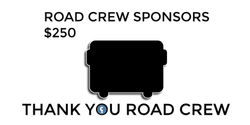 Thank You to Our Road Crew Sponsors!