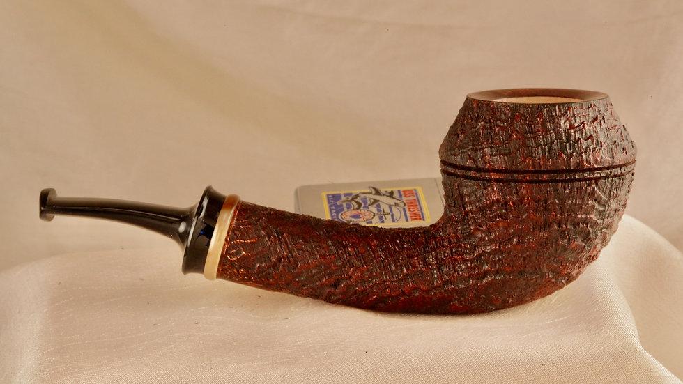 Rhodesian with Horn