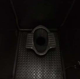 Toilets : What's the little nozzle next to Thai toilets?