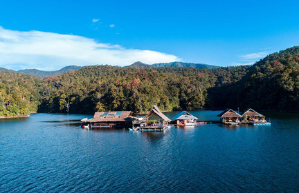 Floating Yoga Retreat Center