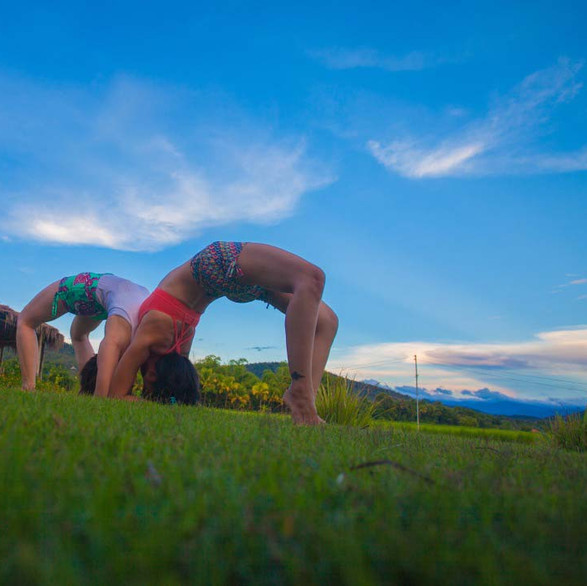 Yoga : What's the yogi scene in Thailand like?