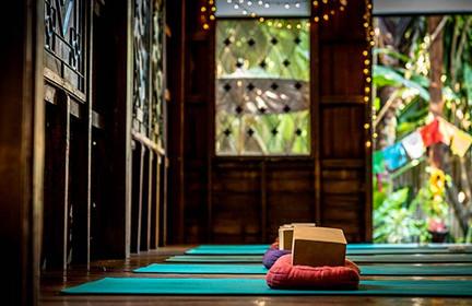 Chiang Mai Yoga Studio