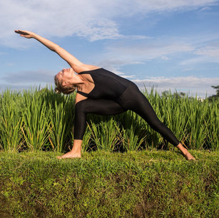 EXTENDED SIDE ANGLE POSE