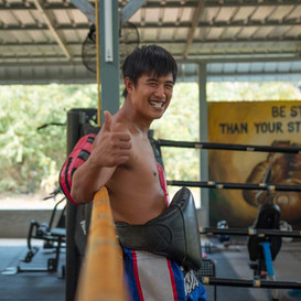 Boxing : What's the deal with Muay Thai in Thailand??
