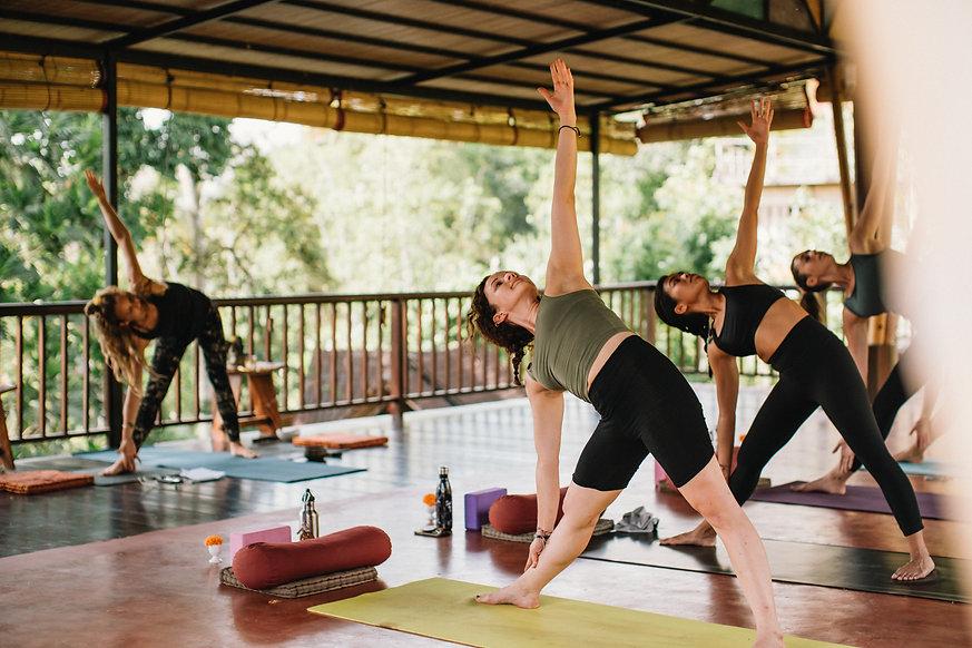 Akasha Yoga Academy-Student Practical-De