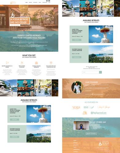 Dedicated Website
