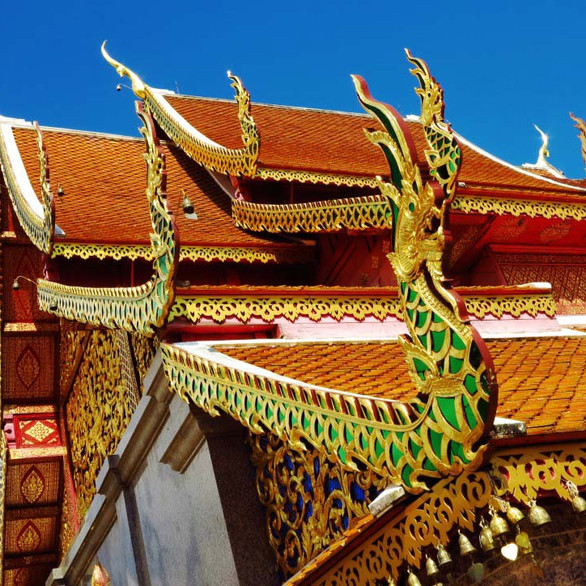 Temples : What do I need to know about visiting one in Thailand?