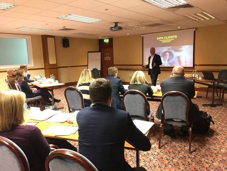 MYBA Brokers Training Seminars with Mark Duncan