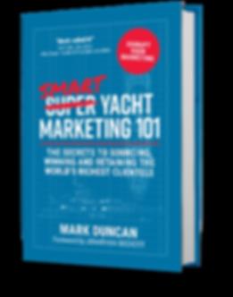 Smart Yacht Marketing 101 - selling like a god by marketing like a guru