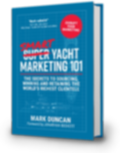 Smart Yacht Marketing 101 - the book