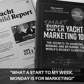 Superyacht Intelligence & Smart Yacht Marketing 101- posted by Superyacht Intelligence