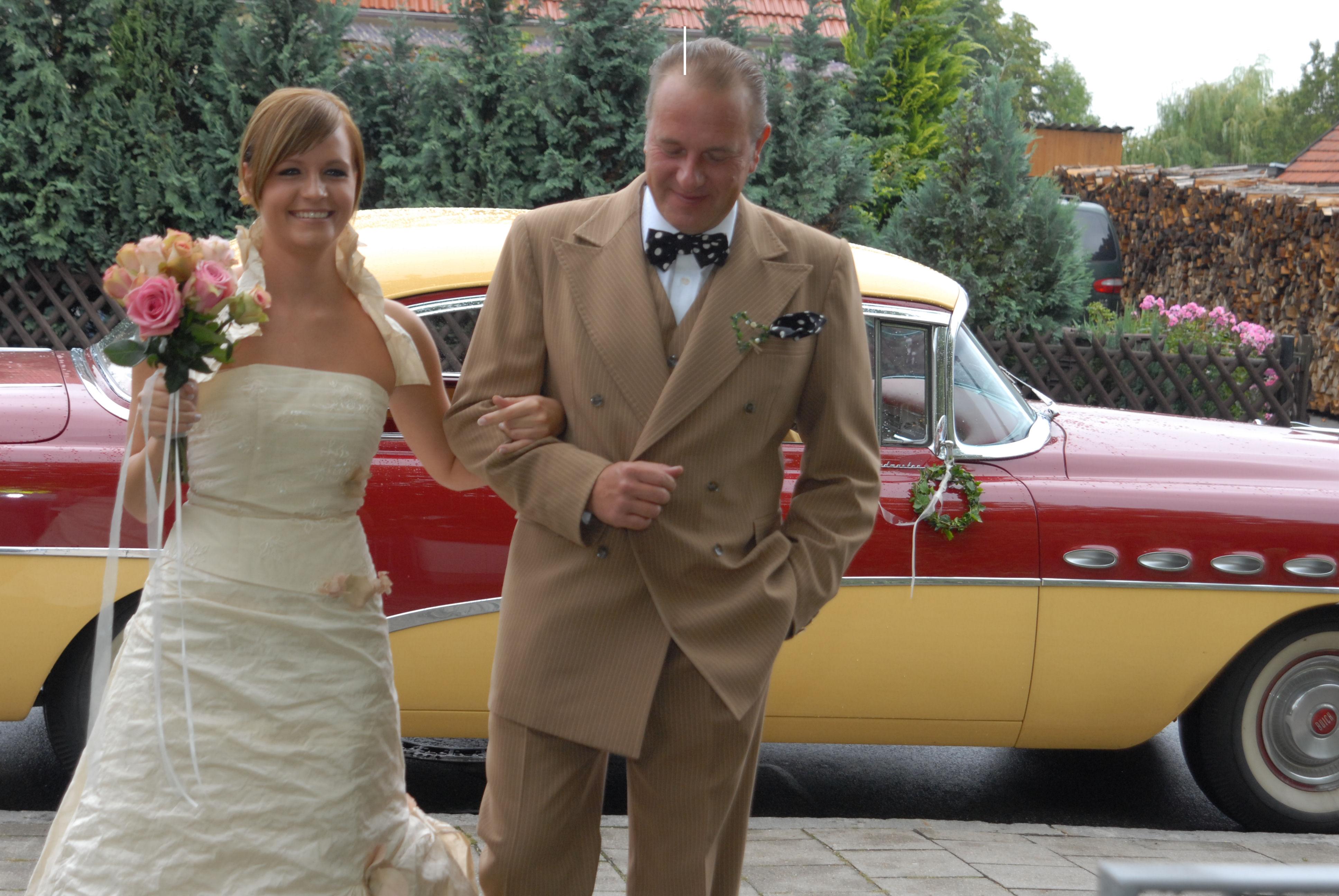 Hochzeit meiner Tochter Sarah