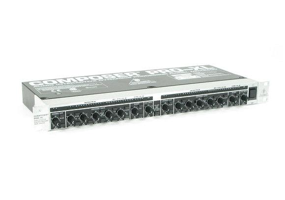 BEHRINGER - MDX 2600 COMPOSER PRO