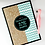 Thumbnail: Quaderno/ Sketch Book formato A5 Notebook Doppia copertina