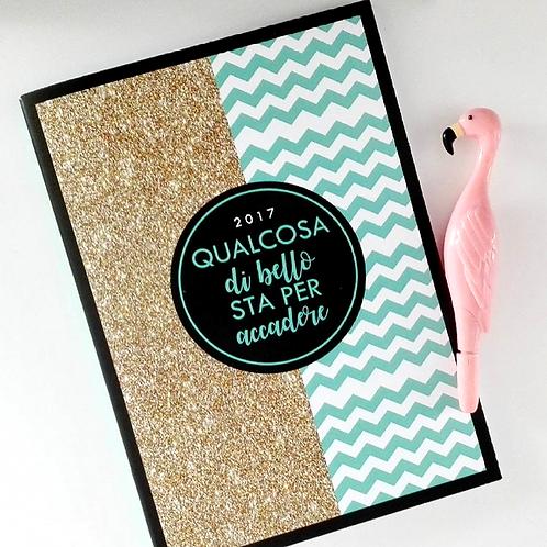 Quaderno/ Sketch Book formato A5 Notebook Doppia copertina