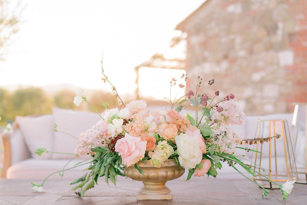 Matrimonio in Val d'orcia wedding Flower Locanda in Tuscany
