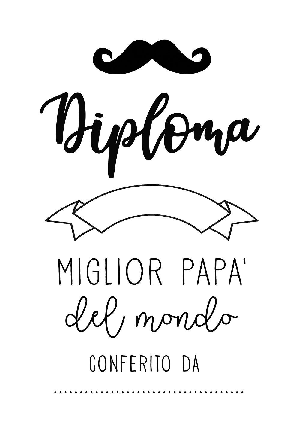 festa del papa free download diploma di super eroe