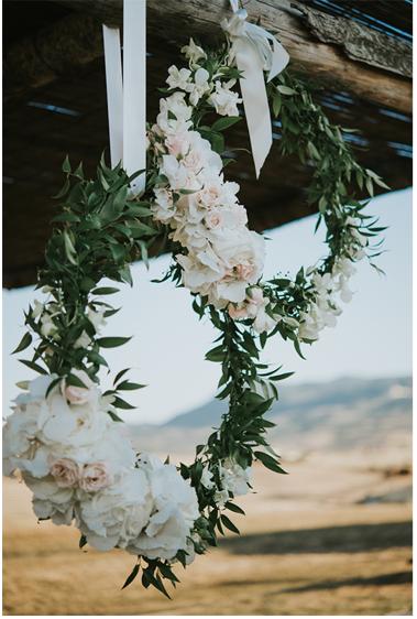 matrimonio Toscana olivo