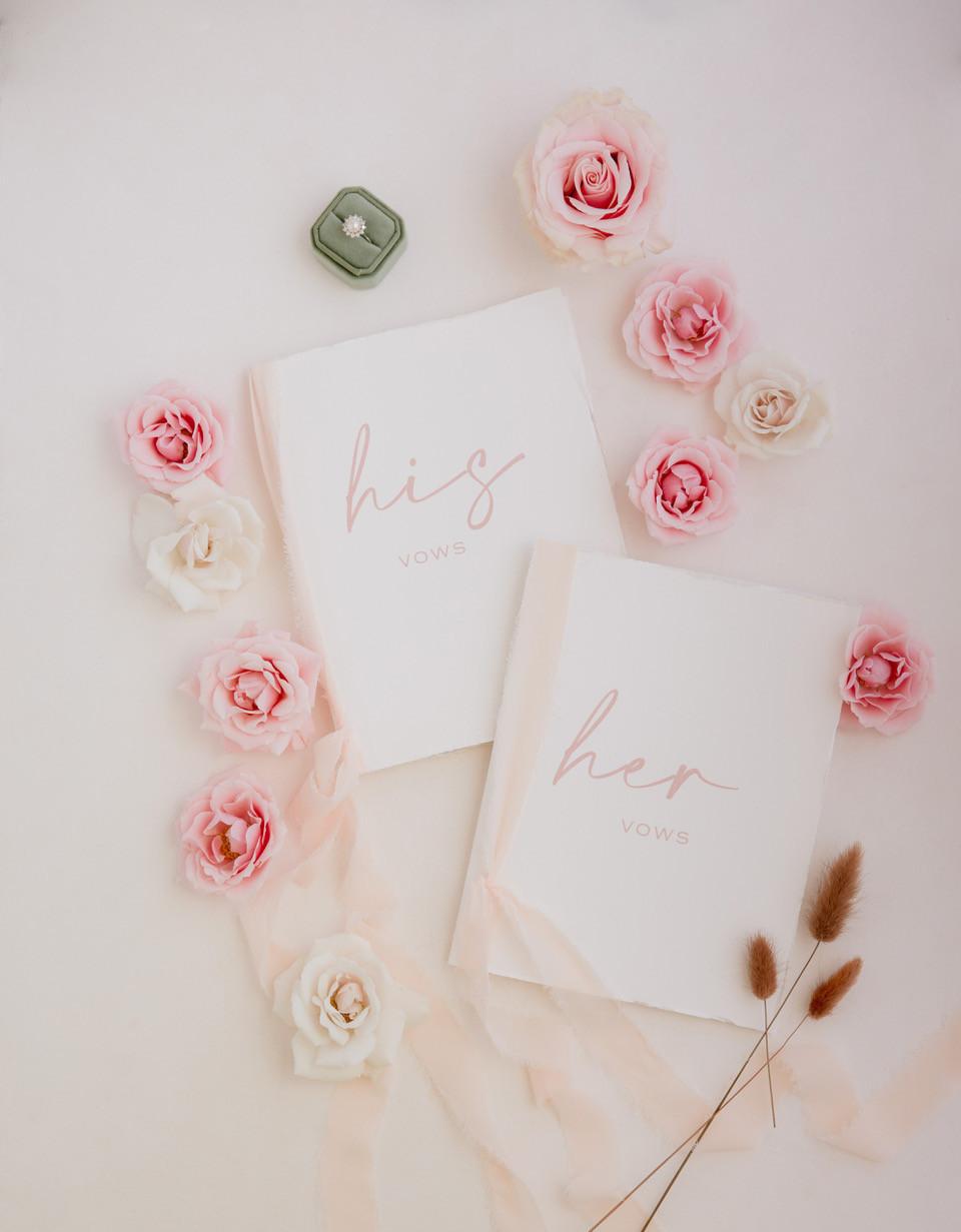 promesse matrimonio - his vows her vows