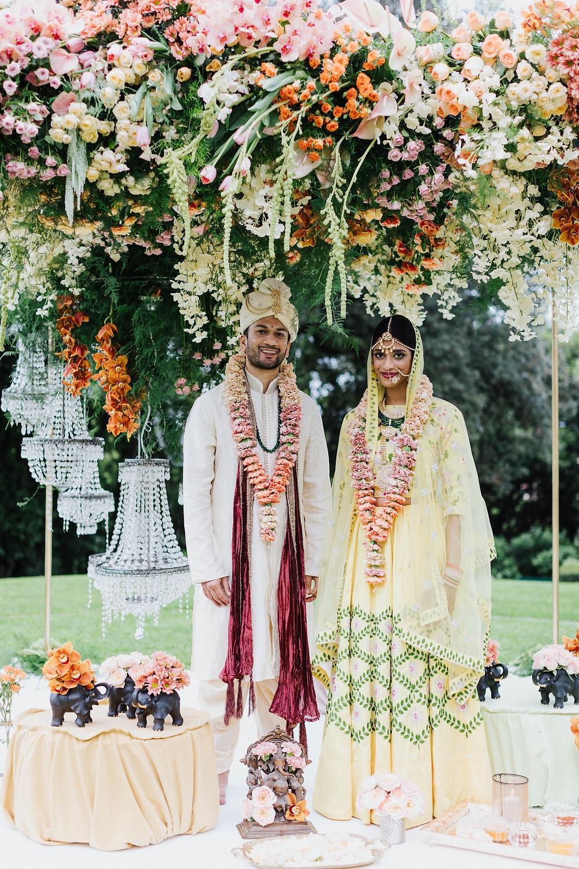 Allestimento matrimonio floreale luxury wedding