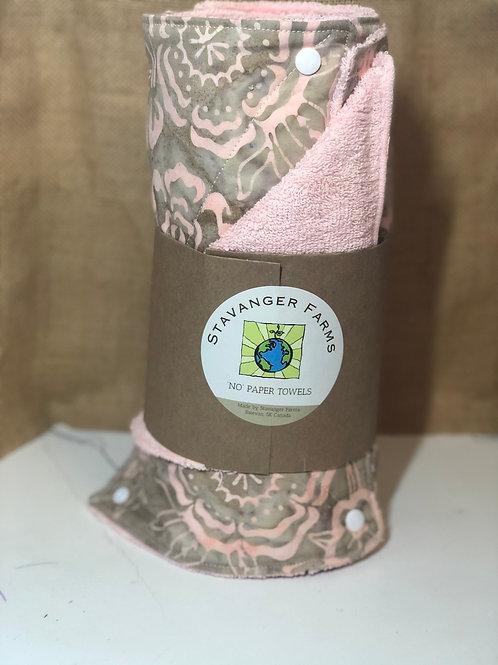 'NO' Paper Towels