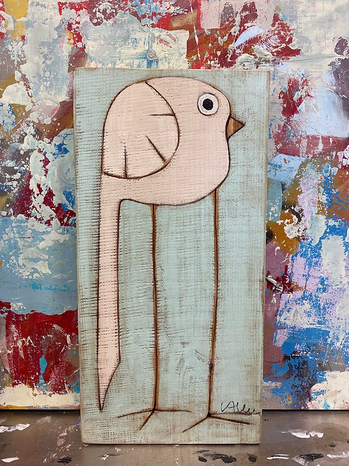 Beach Bird  10x20  FREE SHIPPING