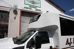 Completed Collision Repair Work