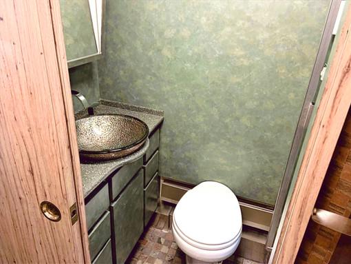 83 Prevost Bathroom Toilet