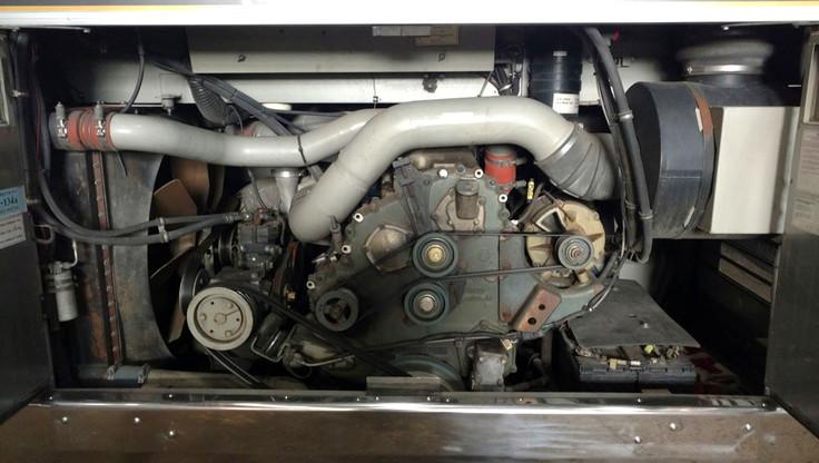 Prevost Engine