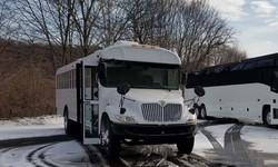 Converted School bus into RV