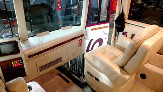 Prevost Passenger Seat