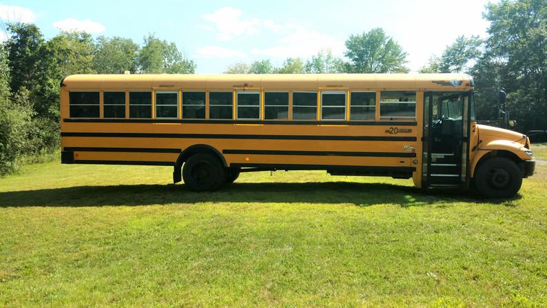 2013 School Bus