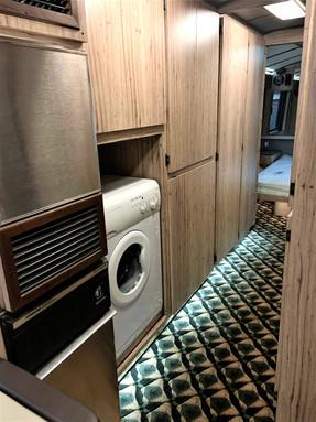 83 Prevost Washer/Dryer
