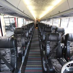 Customized Bus Interior