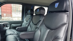 Customized Truck Interior