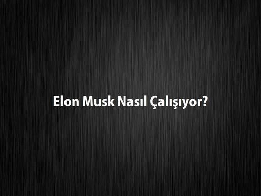 Elon Musk Nasıl Çalışıyor? - En Etkili Zaman Yönetim Tekniği (Timeboxing)