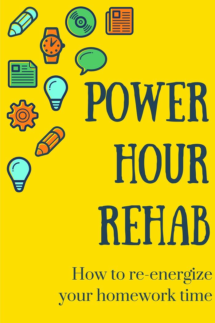 POWER HOUR REHAB #1