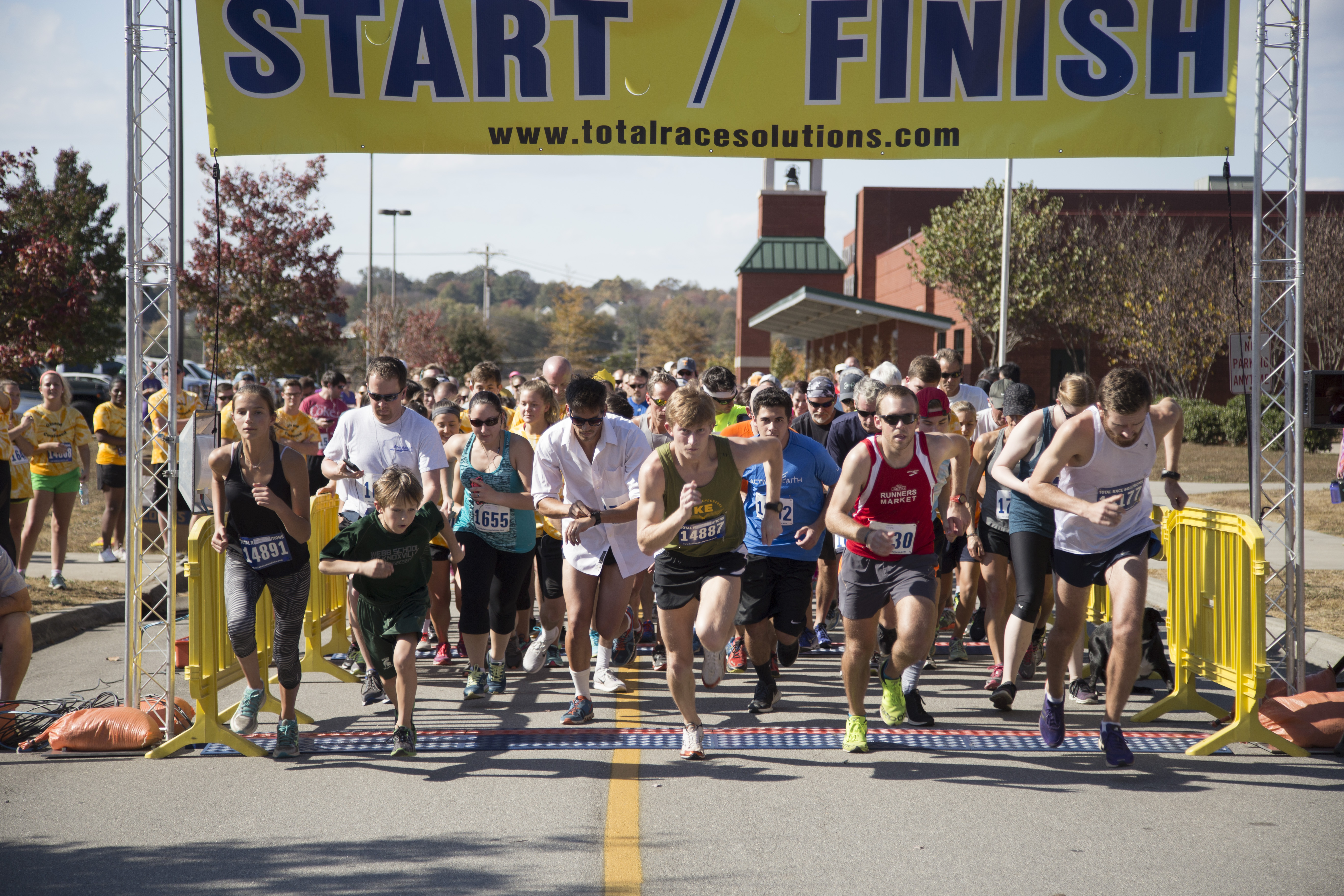 Race Start 6591
