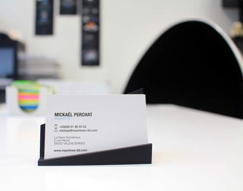 3d Pocket Vous Propose Un Porte Cartes De Visite Au Design Lgant Que Pouvez Imprimer La Couleur Et Matire Dsirez