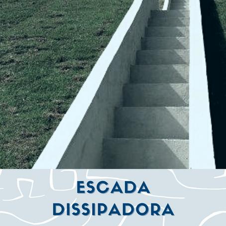 ESCADA DISSIPADORA