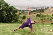 Yoga pose, Janurasana trikona