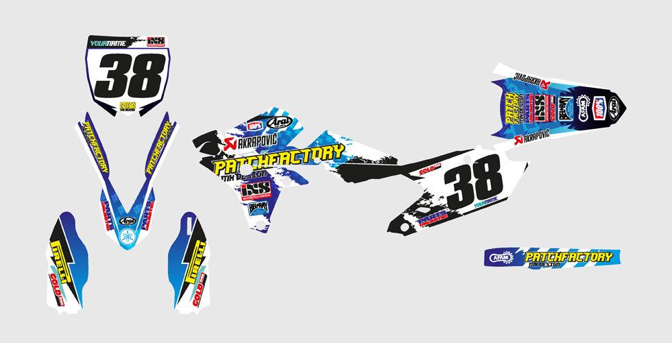 """""""Epic"""" Graphics Yamaha"""